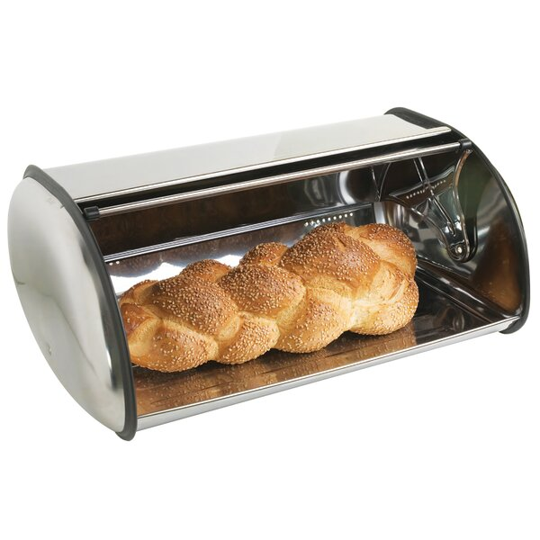 Sleek Bread Box by Sweet Home Collection