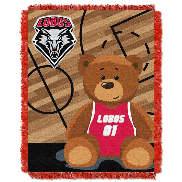 Collegiate New Mexico Baby Throw by Northwest Co.