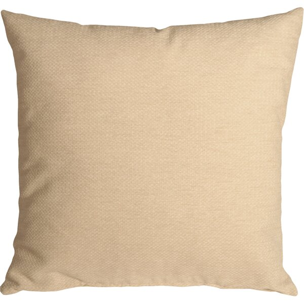 Sherwood Chenille Throw Pillow by Alcott Hill