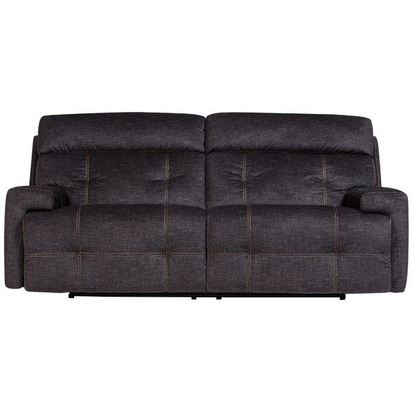 Chow Power Headrest Reclining Sofa by Red Barrel Studio