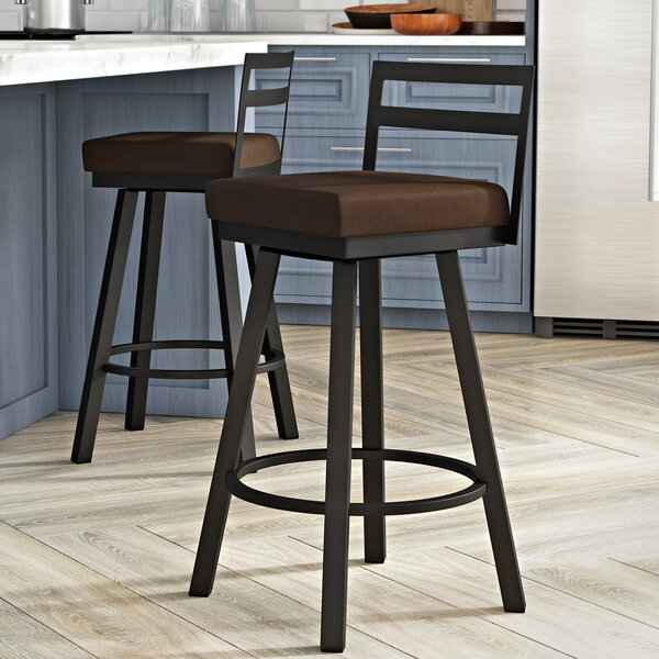 Penton 30.75 Swivel Bar Stool by Brayden Studio
