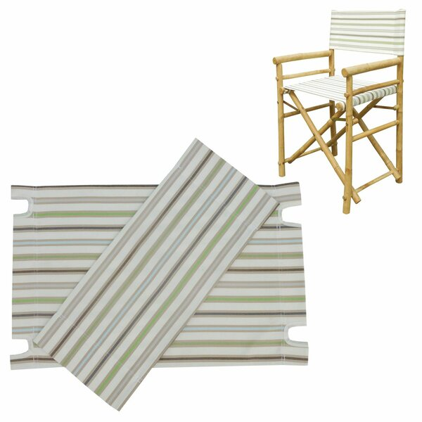Indoor/Outdoor Replacement Cushion Set By Bay Isle Home