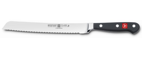 Classic Bread Knife by Wusthof