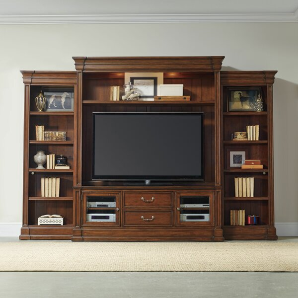 Clermont 69 Entertainment Center by Hooker Furniture
