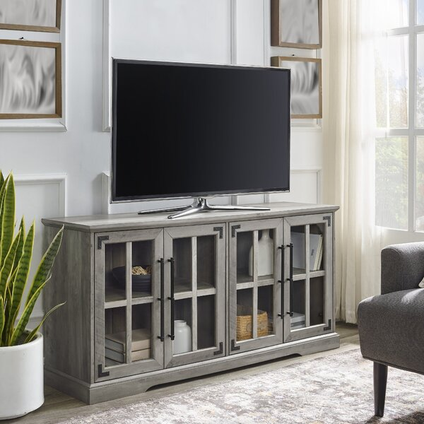 Order Dougan TV Stand for TVs up to 65 by Gracie Oaks