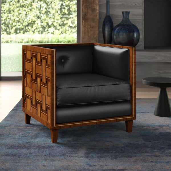 Club Chair by Jonathan Charles Fine Furniture