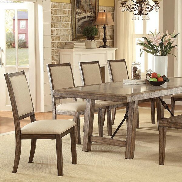 Rhodes Dining Table by Gracie Oaks