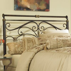 Bette Open-Frame Headboard by Darby Ho..