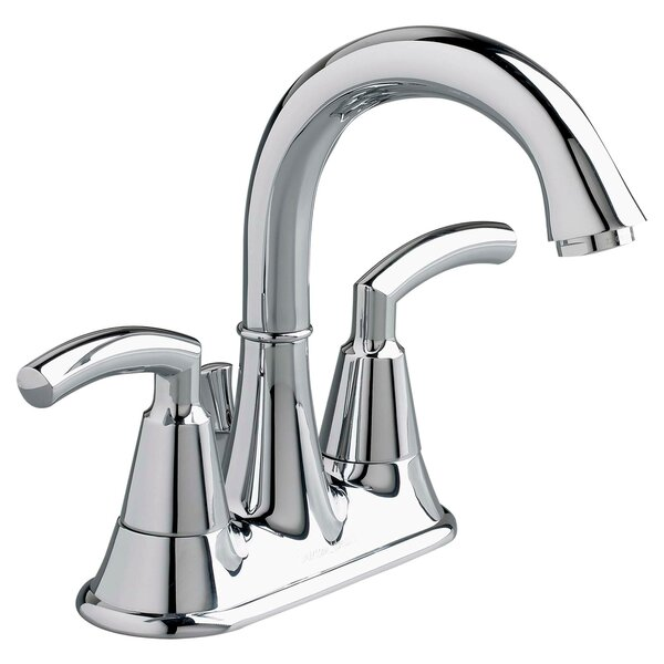 Tropic Centerset Bathroom Faucet With Drain Assembly By American Standard