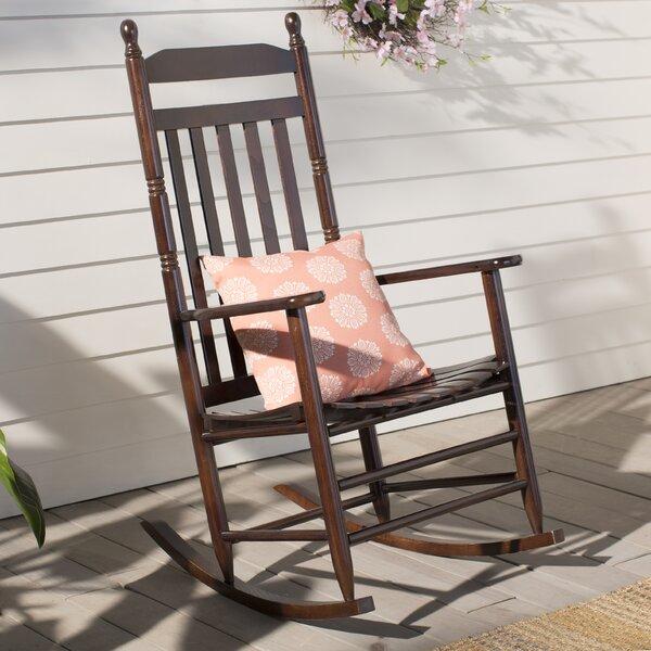 Westbridge Rocking Chair by Beachcrest Home