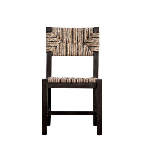Allenbie Mango Solid Wood Dining Chair By Bungalow Rose