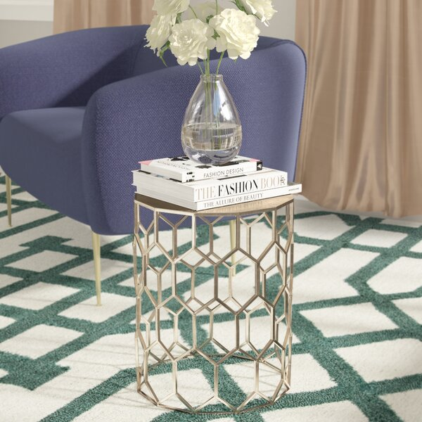 Kendrick End Table by Willa Arlo Interiors