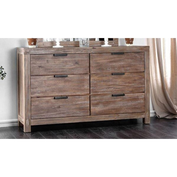 Bayamo 6 Drawer Dresser by Brayden Studio