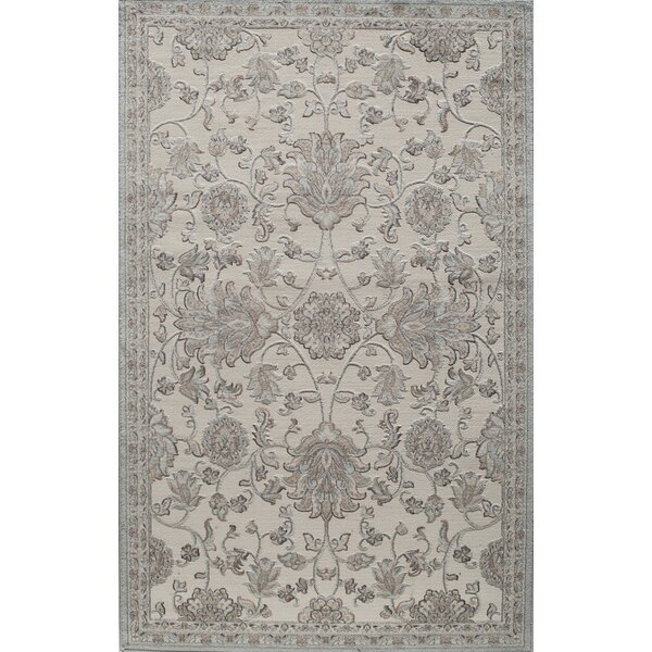 Sheldon Light Blue Area Rug by Threadbind