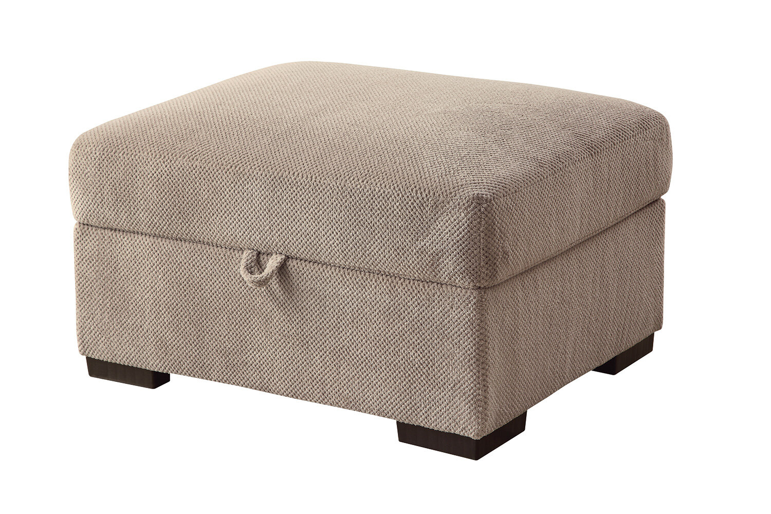 Surprising Axton Storage Ottoman Gmtry Best Dining Table And Chair Ideas Images Gmtryco