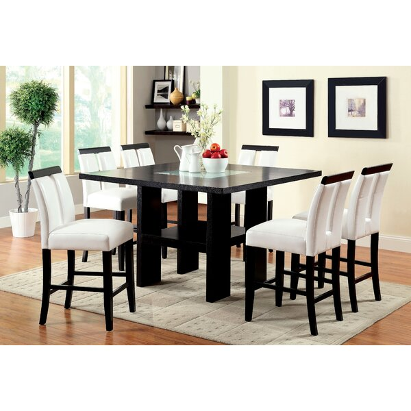 Siaosi 7 Piece Dining Set by Latitude Run Latitude Run