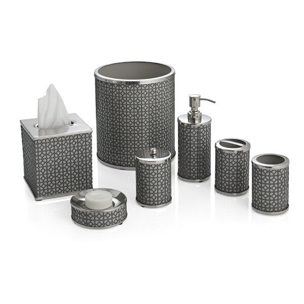 Links 7-Piece Bathroom Accessory Set by Paradigm Trends