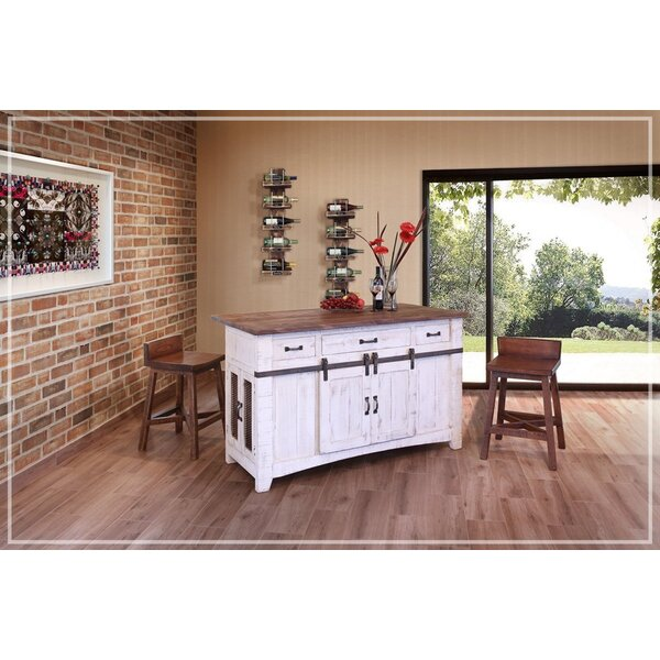 Best Choices Coralie Kitchen Island By Gracie Oaks Spacial Price