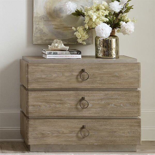 Almazan 3 Drawer Chest by One Allium Way