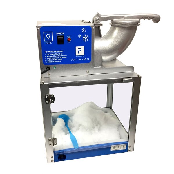 Simply-A-Blast Sno Cone Machine by Paragon Interna