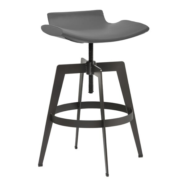 Walton Adjustable Height Bar Stool by Comm Office