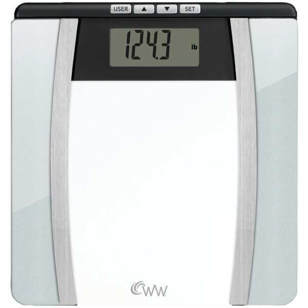 Weight Watchers Body Analysis Scale by Conair