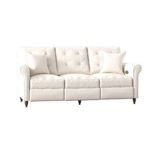 Affordable Allen Reclining Sofa ByWayfair Custom Upholstery™