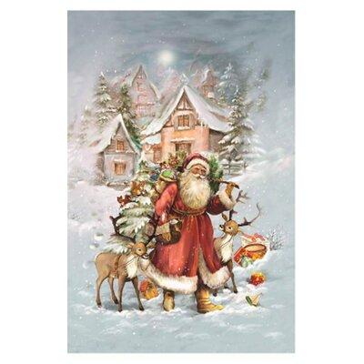 The Holiday Aisle Sellmer Nativity Card Advent Calendar The Holiday Aisle Dailymail
