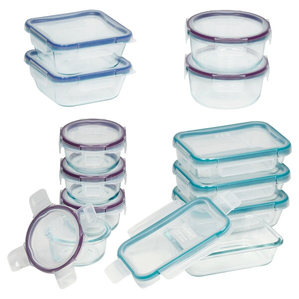 Snapware® 12 Container Food Storage Set by Snapware