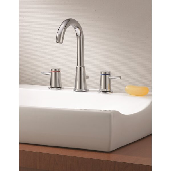 Widespread Bathroom Faucet with Drain Assembly by Cheviot Products Cheviot Products