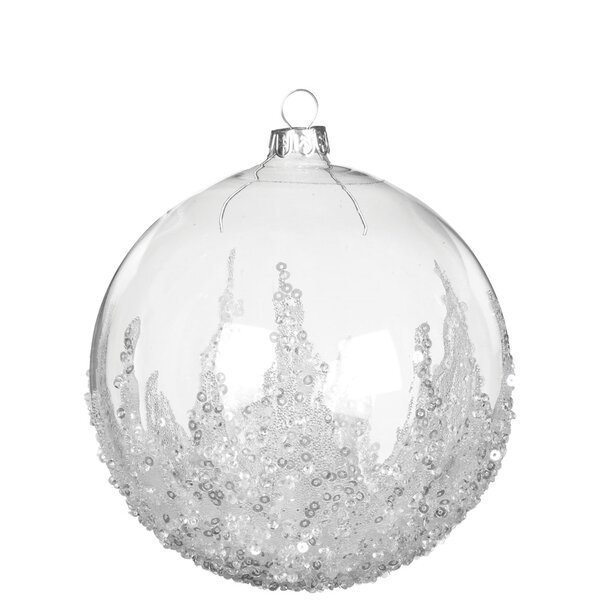 Stones Ball Ornament (Set of 6) by The Holiday Aisle