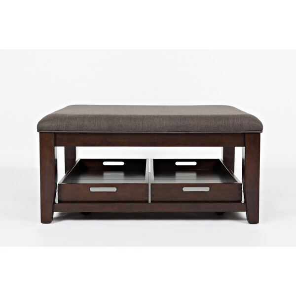 Chattooga Coffee Table With Storage By Greyleigh