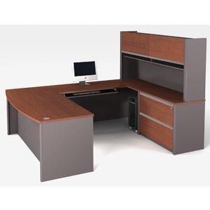 u-shape office suites you'll love | wayfair