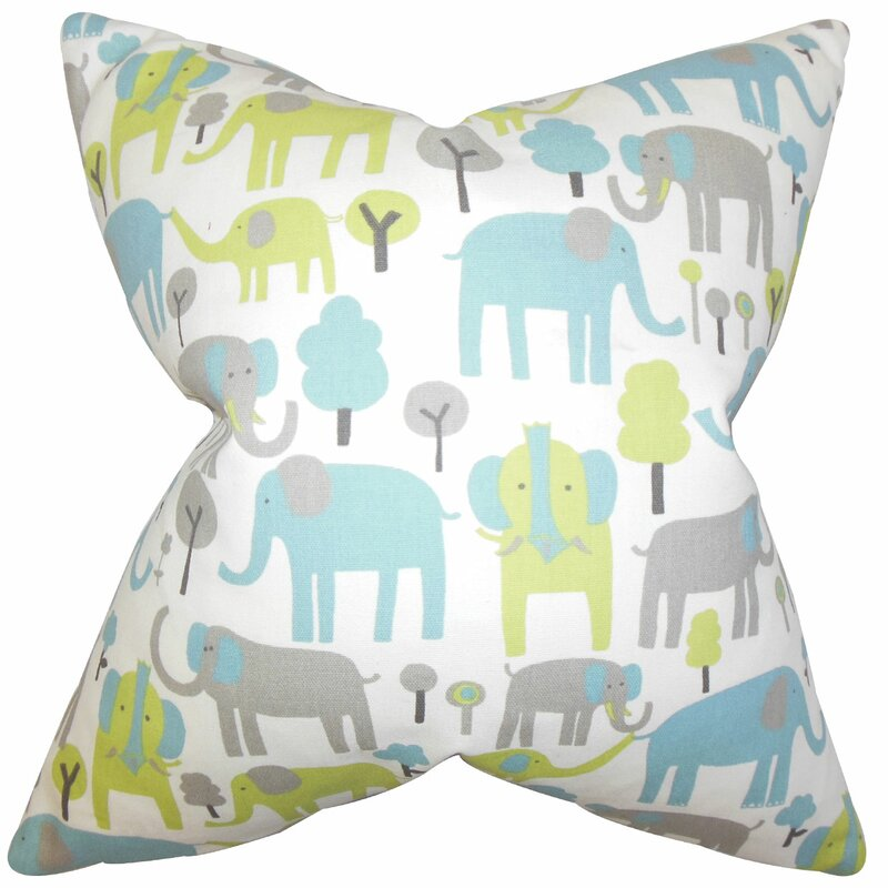 Harriet Bee Darin Floor Pillow Wayfair