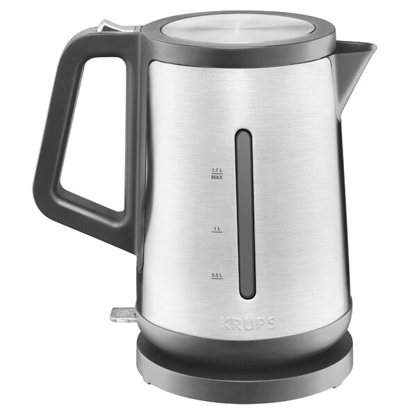 1.7 Qt. Control Line Stainless Steel Electric Tea Kettle by Krups