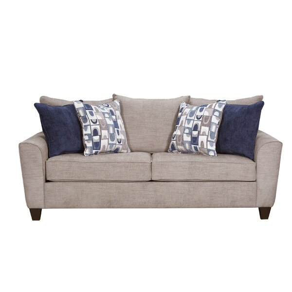 Henslee Sofa Bed by Alcott Hill
