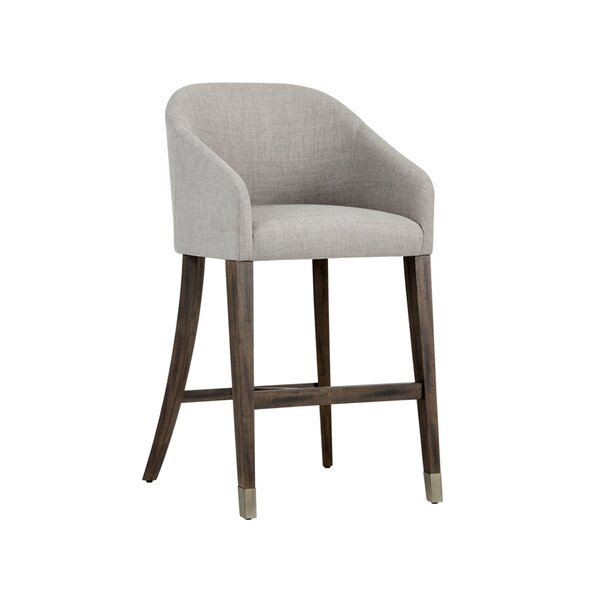 Zenn Nellie 30 Bar Stool by Sunpan Modern