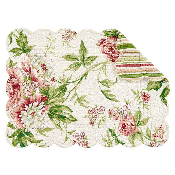 Joelle Placemat (Set of 6) by C&F Home