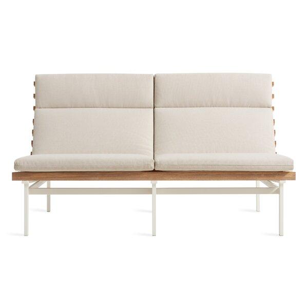Perch Outdoor 2 Seat Sofa by Blu Dot