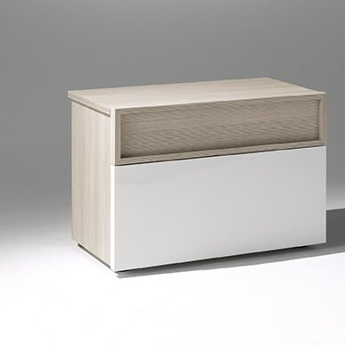 Astor 2 Drawer Nightstand By YumanMod by YumanMod Sale