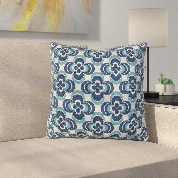Murrin Cotton Throw Pillow by Ebern Designs