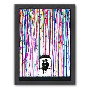 Days Gone By (HD) Framed Graphic Art by Wrought Studio