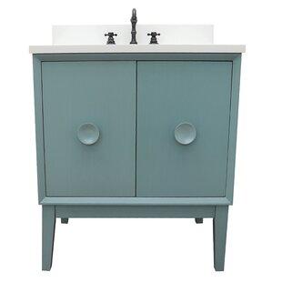Buy clear Wilhite 31 Single Bathroom Vanity Set ByBloomsbury Market