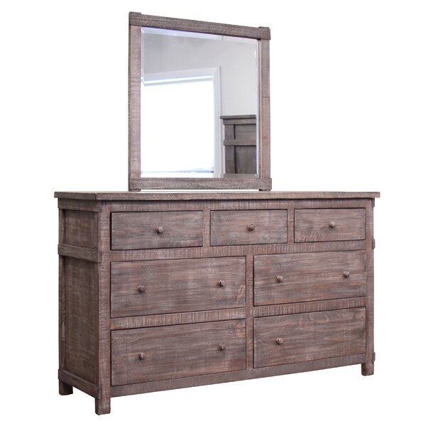 Studley 7 Drawer Dresser By Millwood Pines by Millwood Pines Coupon