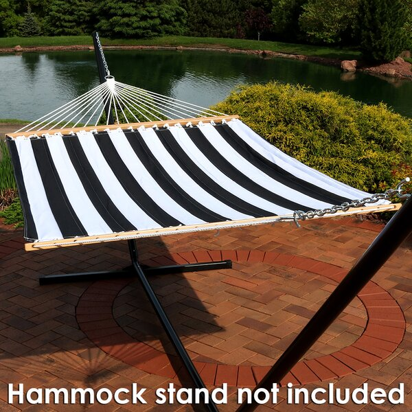 Kang Polyester Tree Spreader Bar Hammock by Mercer41 Mercer41