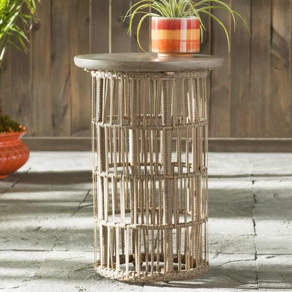 Nadell Side Table by Trent Austin Design