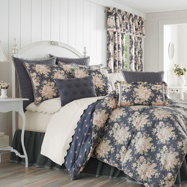 Dumfries Reversible Comforter Set