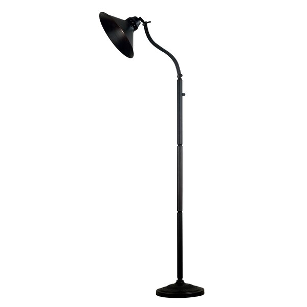 Amherst Adjustable 71.5 Arched Floor Lamp by Wildon Home ®