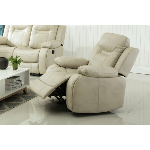 Cavanaugh Manual Recliner Red Barrel Studio CHFC4151