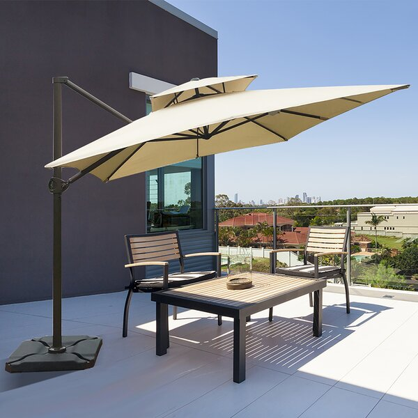 Fazeley 9' X 12' Rectangular Cantilever Umbrella By Freeport Park by Freeport Park Looking for